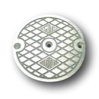 Jay R. Smith 4020C03NB Nickel Bronze Grate