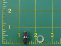 Central Brass G-756-E Regulator Stem With Washer for Restaurant Glass Filler