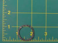Kohler 34631 Gasket .950 Id X 1 1/8 Od