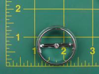 Kohler 1010161-Cp Trim Ring Bath Handle