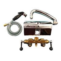 American Kitchen SUBKIT802NL Lead Free Faucet W/ Spray