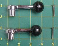American Kitchen 99992 Ball Handle - Pair
