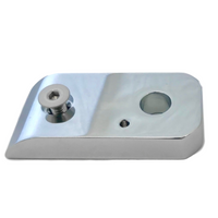 Delany 758A Bedpan Diverter Side Plate