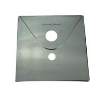 American Standard M964941-0020130a Cvr Plt For Concealed Fv 0.125 Gpf