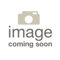 """Kohler 1241031-02 Center Guide- 1/4"""" (Black)"""