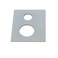 Delany 2172-F Floater Wall Plate