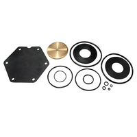 WATTS 0794089 2 1/2 - 3 Inch Reduced Pressure Zone Assy Total Rubber Parts Kit 909 Series 909