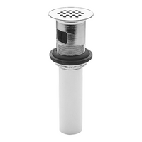 Price Pfister 972-104A Grid Strainer with Overflow Polished Chrome