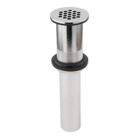 Price Pfister 972-103A Grid Strainer No Overflow Polished Chrome