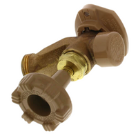 Woodford 101PX Residential Anti-Siphon Mild Climate Pex Wall Faucet.