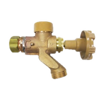 Woodford 101CM Residential Anti-Siphon Mild Climate Wall Faucet.