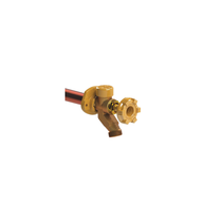 """Woodford 16PX3-8 Model 16 Freezeless 3/4"""" Pex Tube Wall Faucet."""