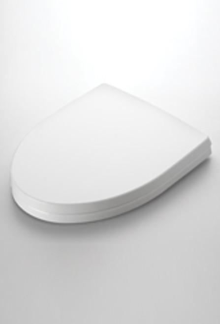 Toto Ss224#01 Soft Close Elongated Toilet Seat Cotton