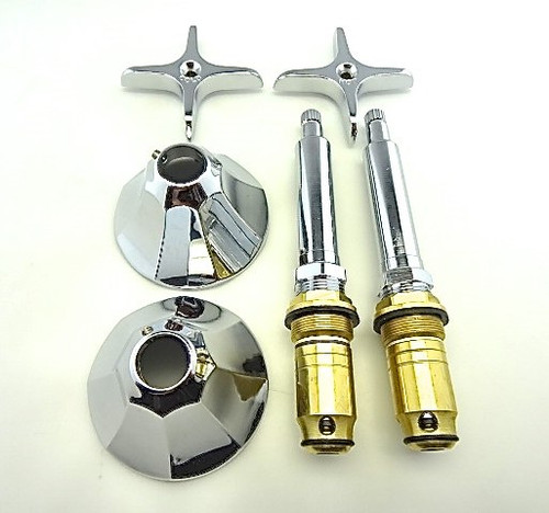 For Kohler Rk1124-2 2 Valve Rebuild Kit