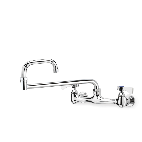 """2 Pieces for Commercial Series 8/"""" Center Faucets Krowne Metal Supply Inlets"""