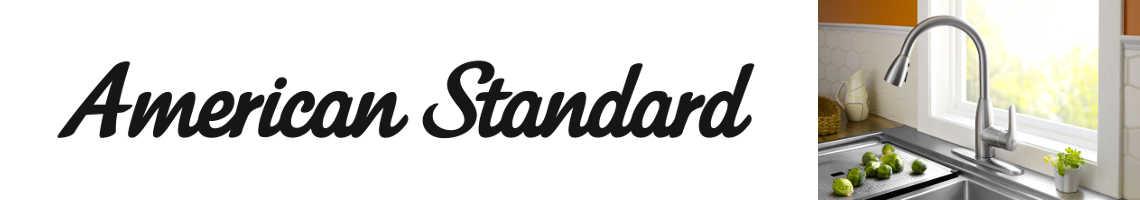 American Standard faucet, shower & toilet parts