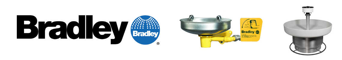 Bradley Eye Wash, Wash Fountain & Shower Parts