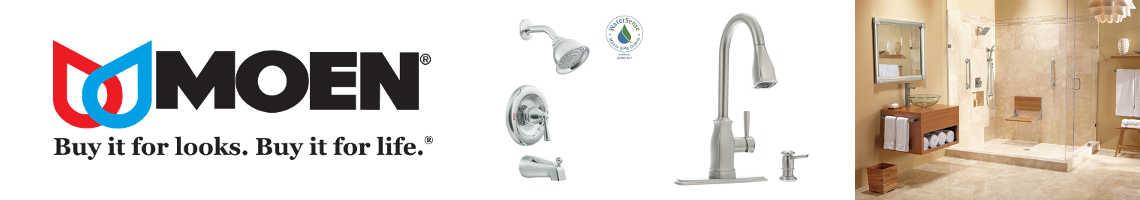 Moen Bathroom, Kitchen & Shower Faucet Parts