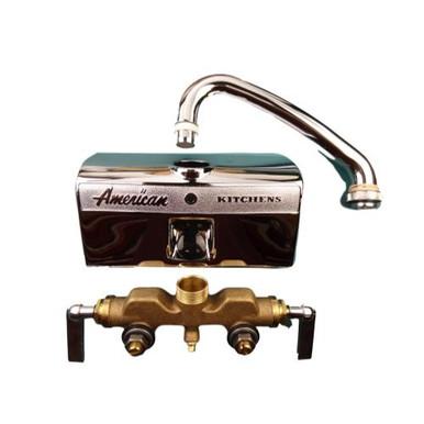 American Kitchen SUBKIT801NL Lead Free Faucet Less Spray