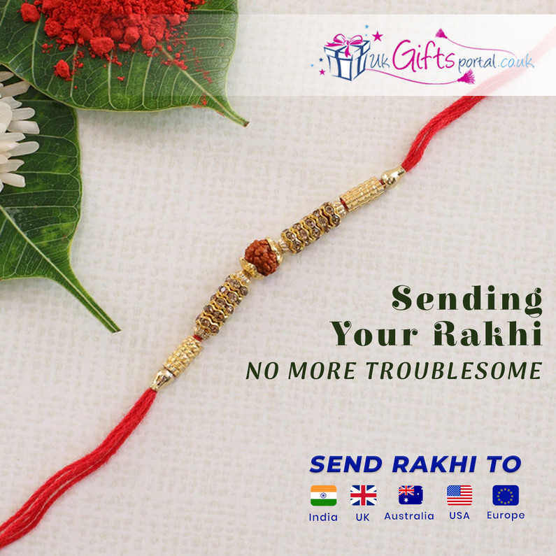 Sending Your Rakhi No More Troublesome