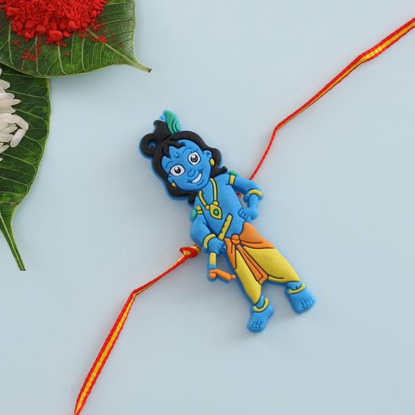 Krishna Kids Rakhi - For USA