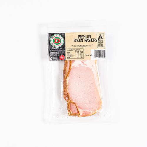 Premium Bacon Rashers
