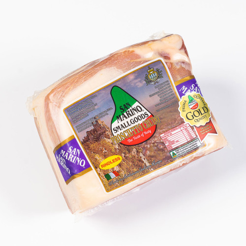 San Marino Prosciutto