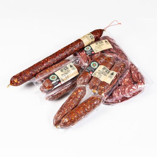 Cacciatori Salami Mild & Hot