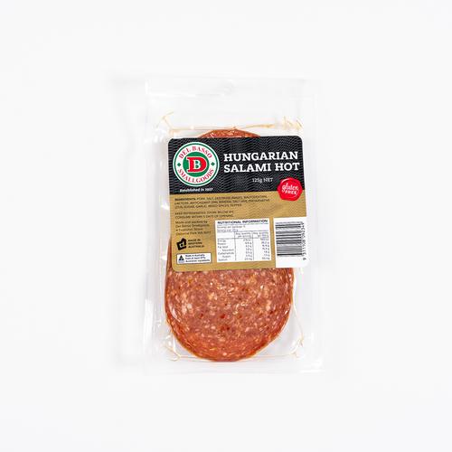 Salami Hot