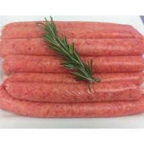 Sausages Beef