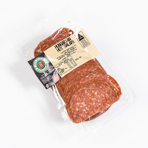 Hungarian Hot Salami 500g