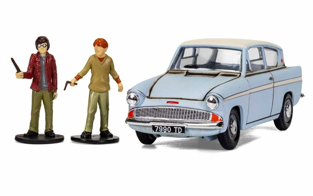 Ford Anglia, Harry Potter - Corgi CG99725 - 1/43 scale Diecast Model Toy Car