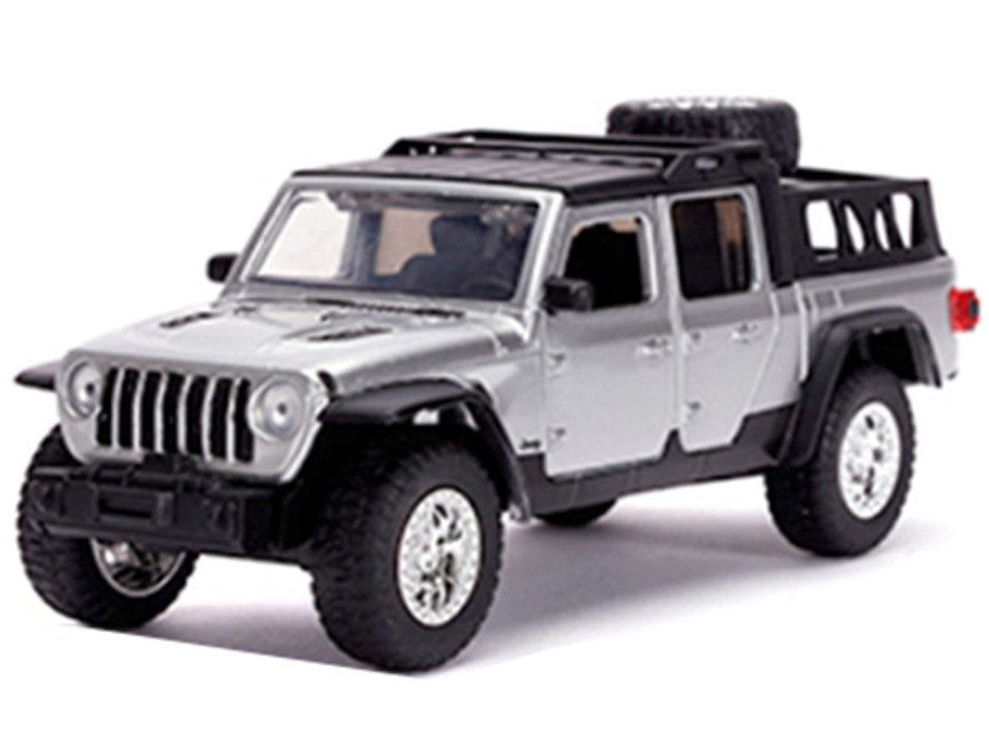 2020 Jeep Gladiator, Fast & Furious 9 - Jada Toys 32031 - 1/32 Scale Diecast Model Toy Car
