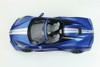 2021 Chevy Corvette Stingray C8 Convertible, Elkart Blue - GT Spirit US033 - 1/18 scale Resin Model Toy Car