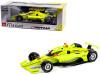 Menards 2021 Dallara IndyCar, #22 Simon Pagenaud - Greenlight 11108 - 1/18 scale Diecast Model Toy Car