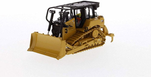 Caterpillar D6 Track-Type Tractor with SU Blade, Yellow - Diecast Masters 85553 - 1/50 scale Diecast Model Toy Car
