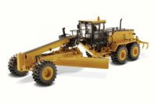 CAT 24M Motor Grader - Diecast Masters 85264 - 1/50 Scale Diecast Construction Vehicle