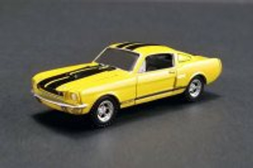 1966 Shelby GT350, Caffeine and Octane - Acme 51249 - 1/64 scale Diecast Model Toy Car