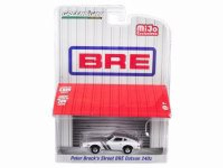 Datsun 240Z, Peter Brock's Street BRE - Greenlight 51157 - 1/64 scale Diecast Model Toy Car