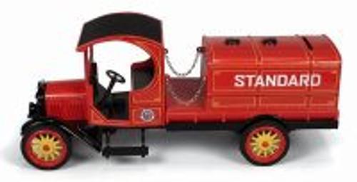 1919 GMC Tanker, Chevron - Round 2 CP5911/12 - 1/33 scale Diecast Model Toy Car