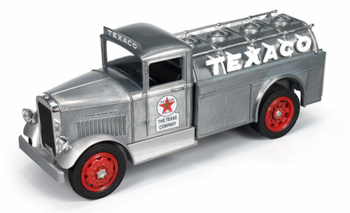 1934 GMC Tanker, Texaco - Round 2 CP5905/06 - 1/34 scale Diecast Model Toy Car