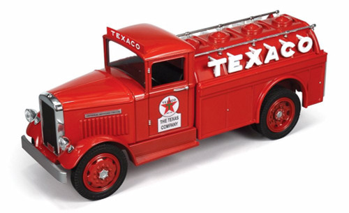 1934 GMC Tanker, Texaco - Round 2 CP5904/12 - 1/34 scale Diecast Model Toy Car