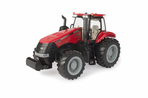 Case IH Magnum 380 CVT Tractor - Lights and authentic Tractor Sounds, Red - TOMY 46621 - 1/16 scale Hard Plastic Model