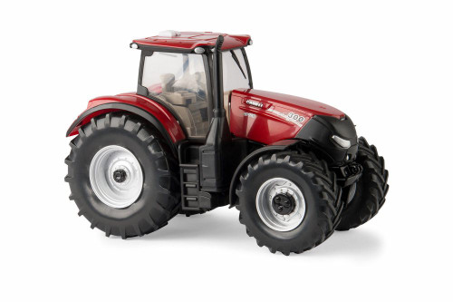 Optum 300 Tractor, Red - TOMY 44075 - 1/32 scale Toy Car