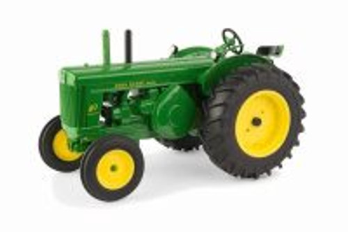 John Deere Model 80 Tractor, Green - TOMY 45663 - 1/16 scale Diecast Model Toy Car