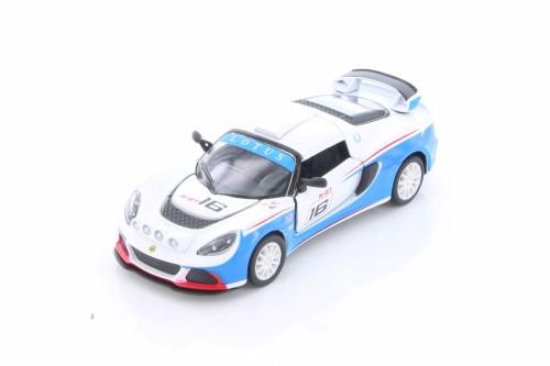 2012 Lotus Exige R-GT, #16 - Kinsmart 5361/2D - 1/32 Scale Diecast Model Toy Car