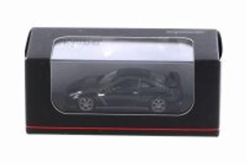 Nissan GT-R (R35), Black - Kyosho KS07047A11 - 1/64 scale Resin Model Toy Car