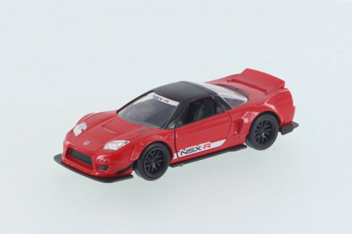 2002 Honda NSX Wide Body, Red - Jada 98561DP1 - 1/32 Scale Diecast Model Toy Car