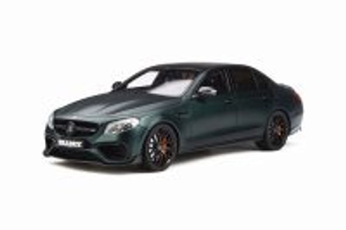 2019 Brabus 800 E Class 63 Hardtop, Emerald Green - GT Spirit GT208 - 1/18 Scale Resin Model Toy Car