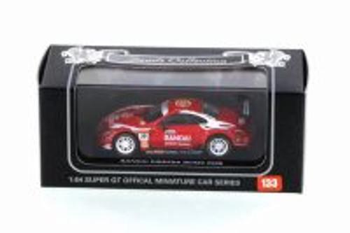 2006 Lexus Super GT, Bandai Direzza SC430 - Kyosho K06491D - 1/64 scale Resin Model Toy Car